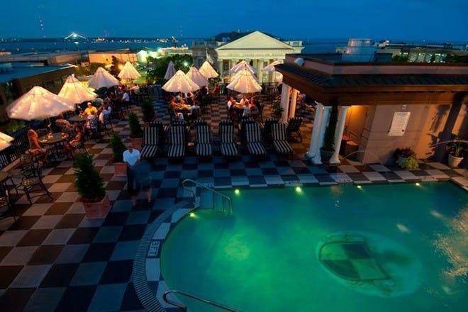 Luxury Hotels in Charleston
