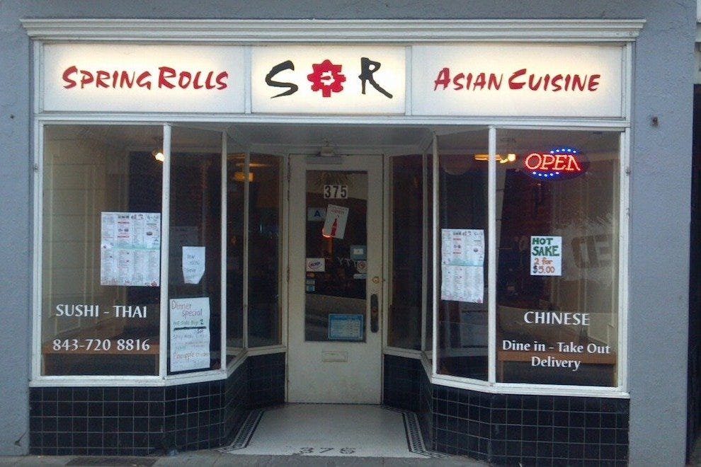 Spring Roll Asian Cuisine