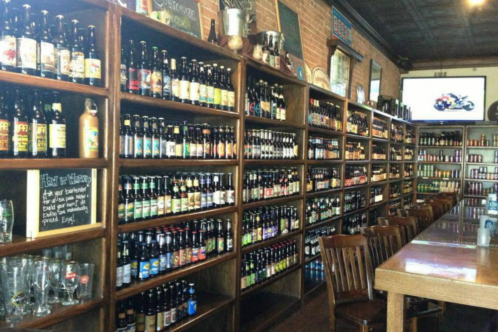 Bottle Shop-World Beer Company