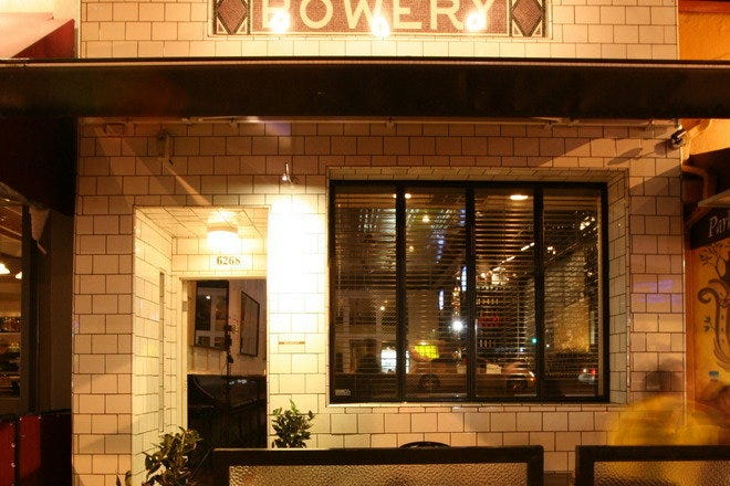 The Bowery