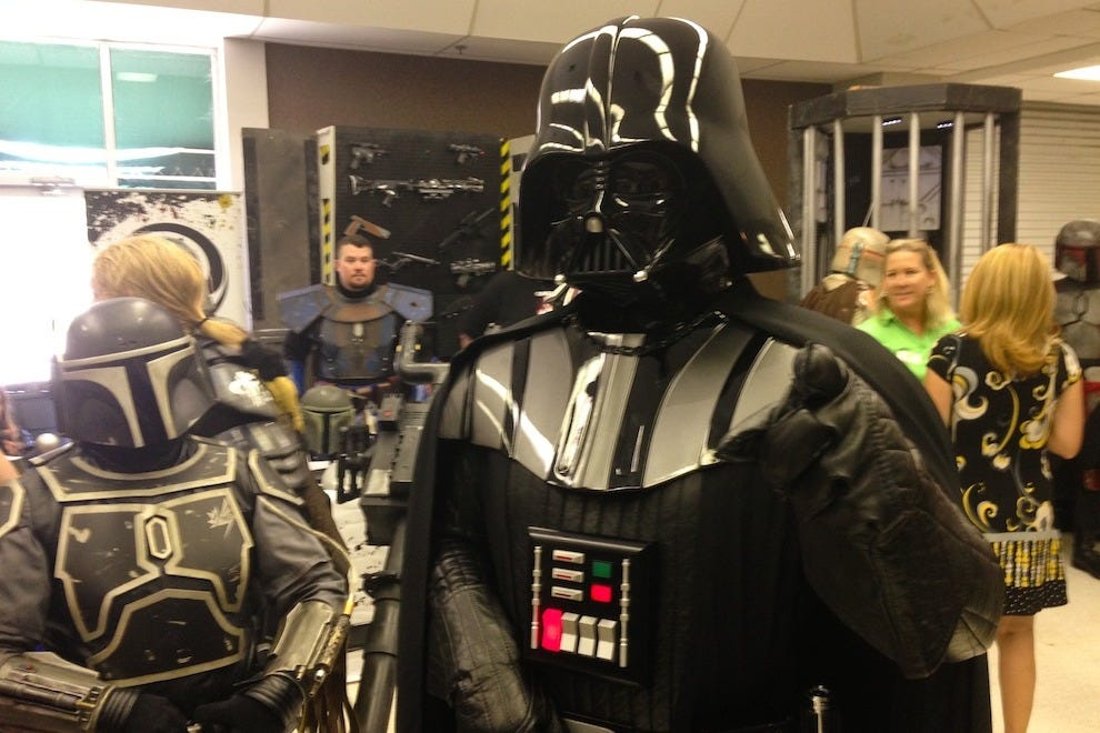 Come in costume to the nerdiest fest on the Space Coast