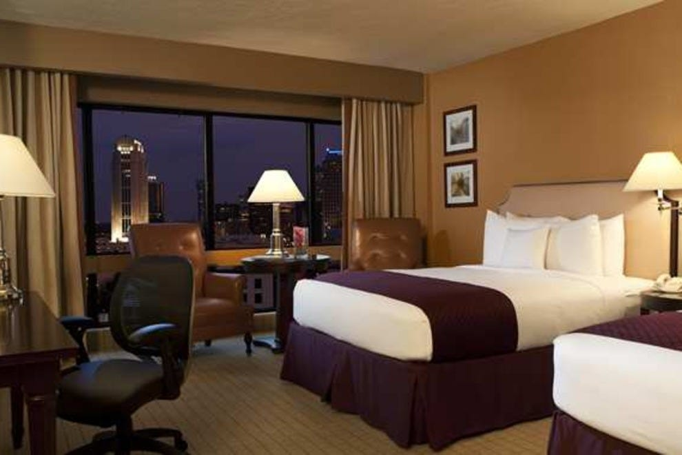 doubletree by hilton orlando downtown orlando hotels. Black Bedroom Furniture Sets. Home Design Ideas