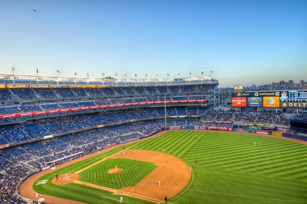 Catch a New York Yankees Game at Yankee Stadium