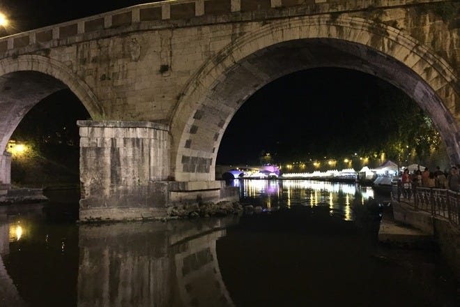 Cool Ideas for Passing Your Summer Nights in Rome