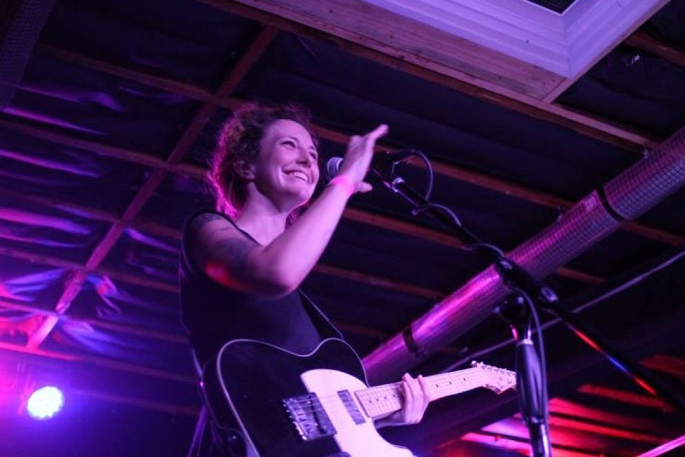 Esmé Patterson performs at The Rebel Lounge in central Phoenix