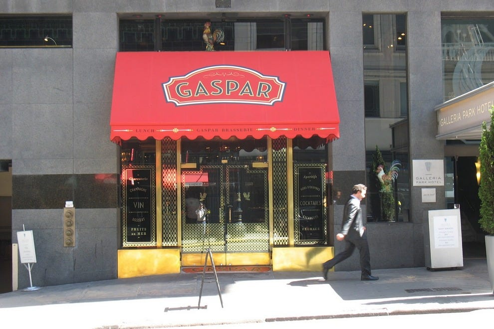 Gaspar Brasserie in San Francisco