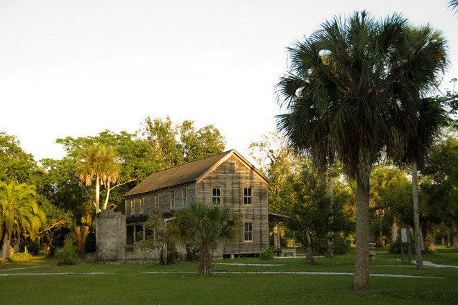 Koreshan State Historic Site and Mound Key State Architectural Site