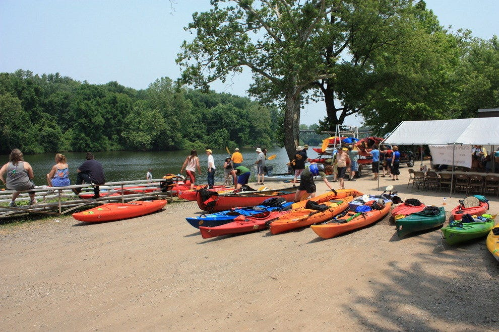 Outdoor Excursions Along the Schuylkill River