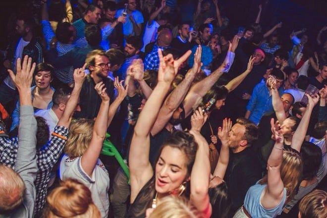 Dance Clubs in Edinburgh