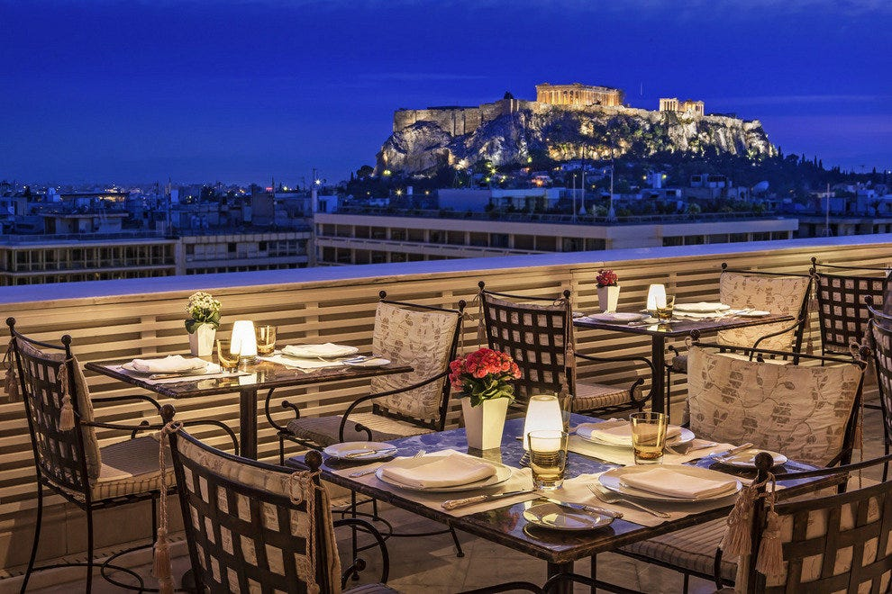 Best Restaurants Syntagma Square Athens