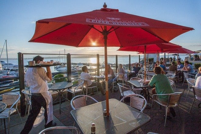 Waterfront Dining in Seattle