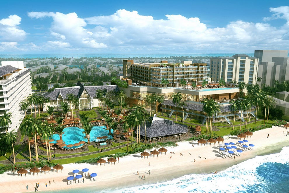Plans For Building Hilton S Sunset Beach Resort Sanibel Island Florida