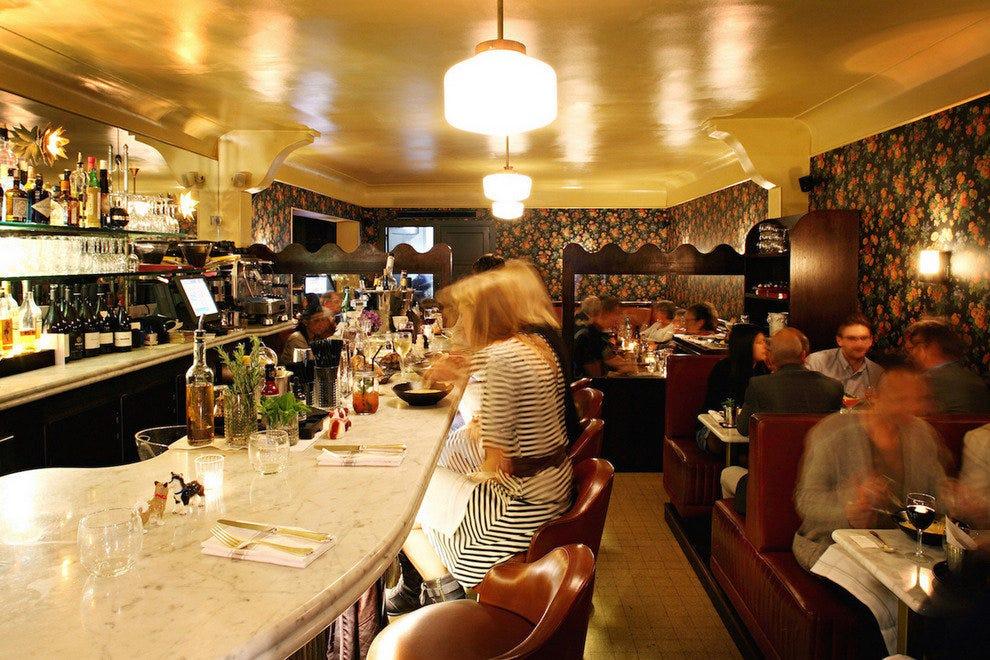 Aux pr s paris restaurants review 10best experts and for Atelier cuisine cyril lignac