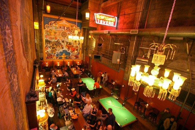 Hawthorne District's Best Nightlife