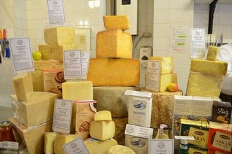 I.J. Mellis: Heaven for Lovers of Cheese
