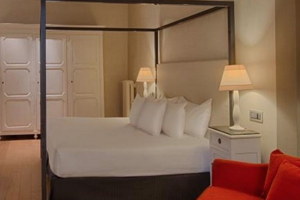 Nh collection firenze porta rossa florence hotels review - Nh collection firenze porta rossa ...