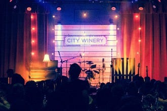 City Winery Sounds Good to Oenophiles Who Like a Good Beat
