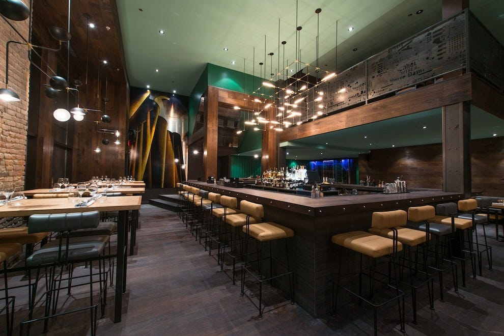 Commerce Gastrobar's interior