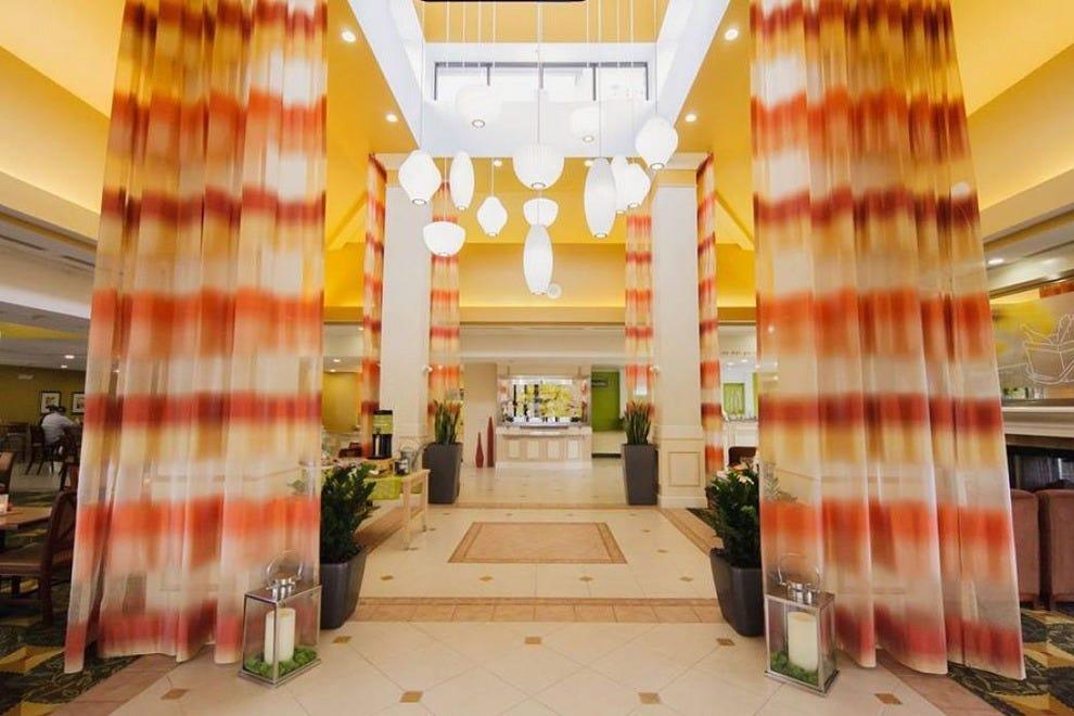 埃文代尔希尔顿花园酒店