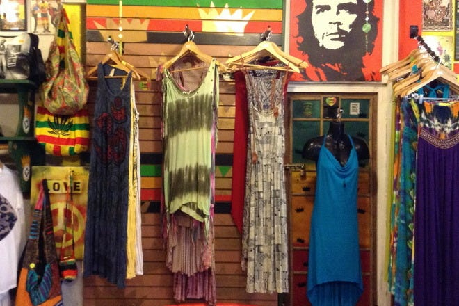 Reggaeland: Puerto Viejo's Rasta Emporium Relocates, Doubles in Size