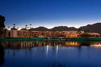 The McCormick Scottsdale: Room with a (Lakeside) View
