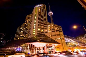 The InterContinental: A Relaxing Oasis in the Heart of Toronto