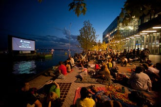 Sail-In Cinema: Maybe the Coolest Way to See a Movie