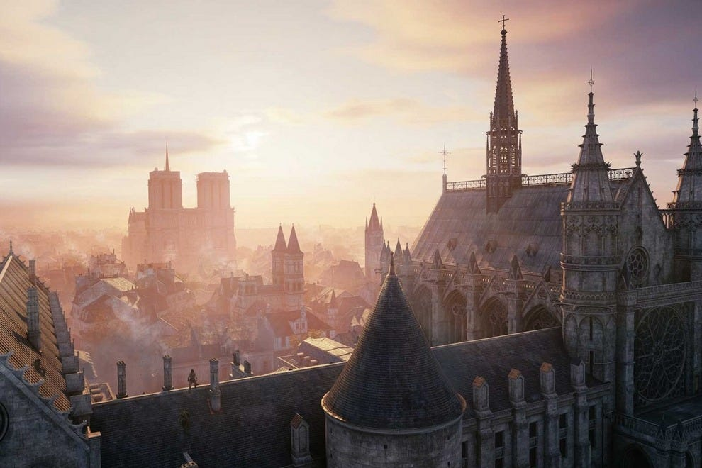Gorgeous Real Life Video Game Locations That'll Ignite Your Travel Fire
