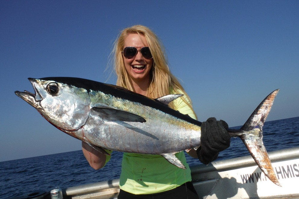 Fish Miss Hayden Sanibel Offshore Fort Myers Attractions