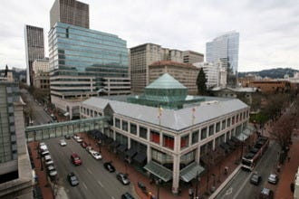 Pioneer Place: The Largest Shopping Mall in Downtown Portland