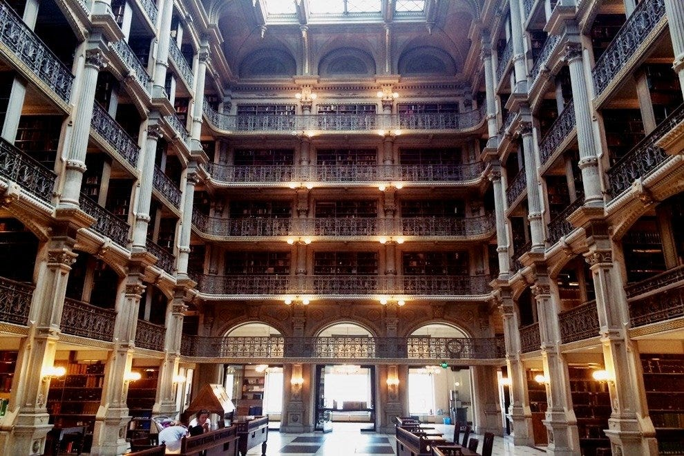 Peabody Music Library