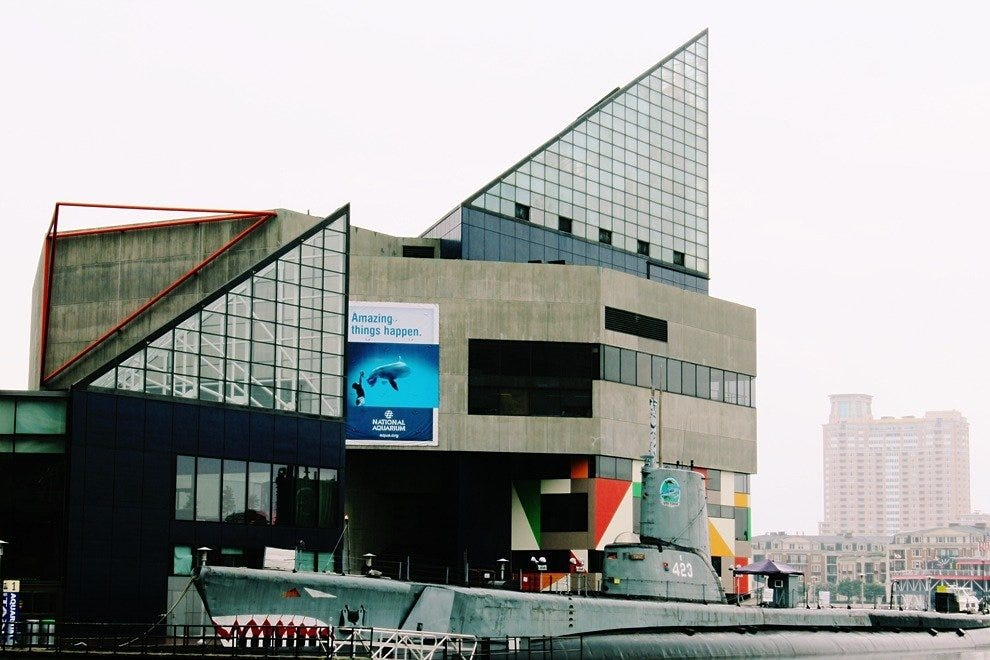 National Aquarium