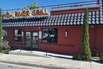 New River Grill & Pizza: Where Locals Eat in Fort Lauderdale