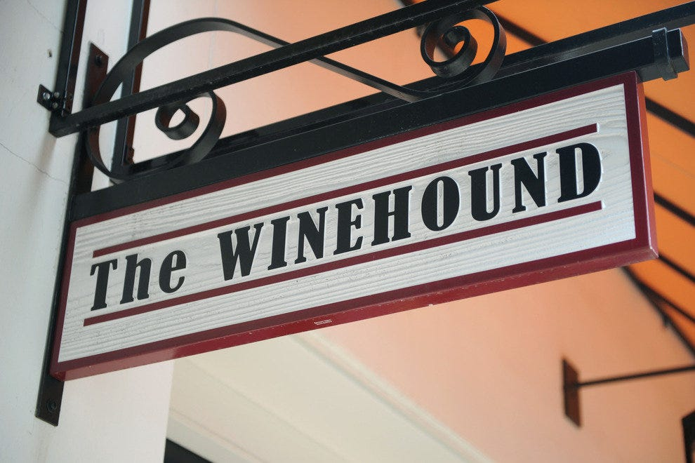 The Winehound