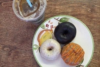 Organic, Dairy-Free Sweets at Diggity Doughnuts in Downtown Charleston