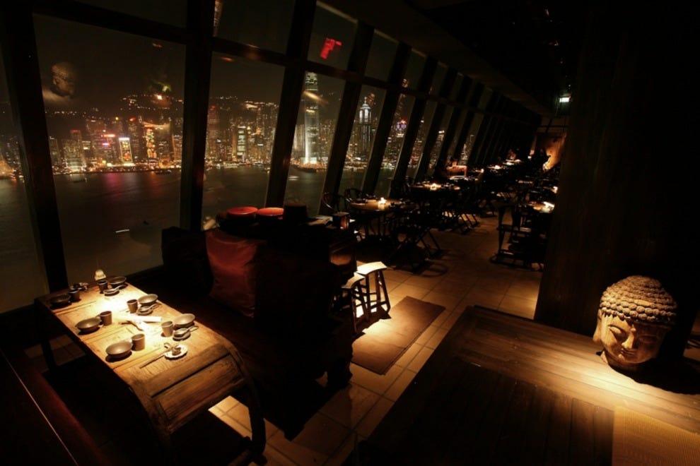 Hutong Hong Kong Restaurants Review 10best Experts And