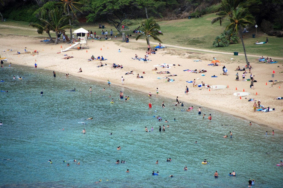 Things to do in Honolulu HI Hawaii City Guide by 10Best – Honolulu Tourist Attractions Map