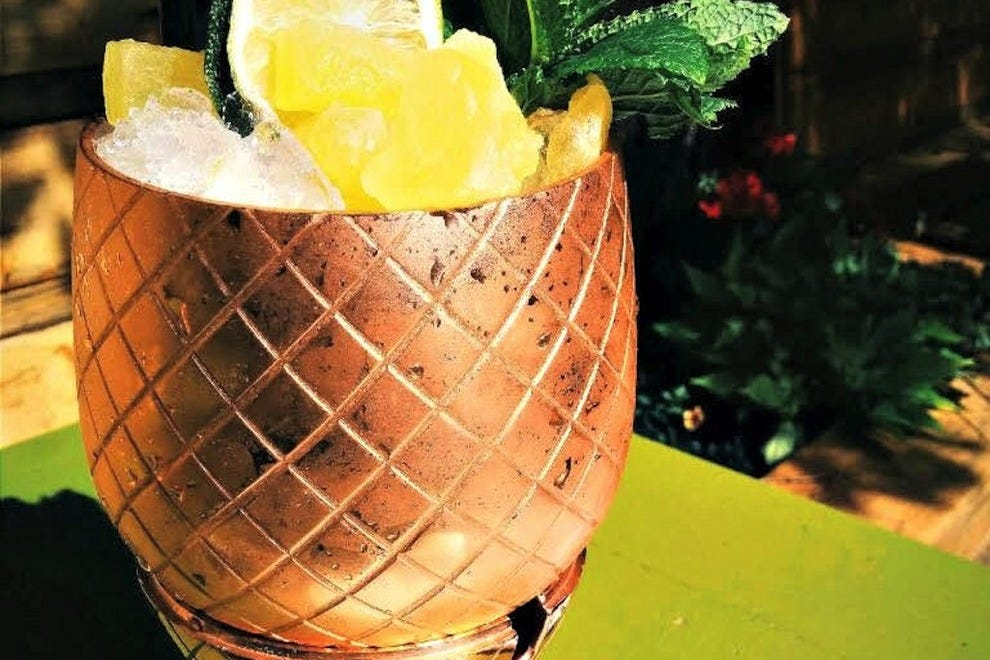 Toronto was never synonymous with tiki bars. Until now.