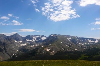 Trail Ridge Road: A Spectacular Drive through Colorado's High-Alpine Tundra