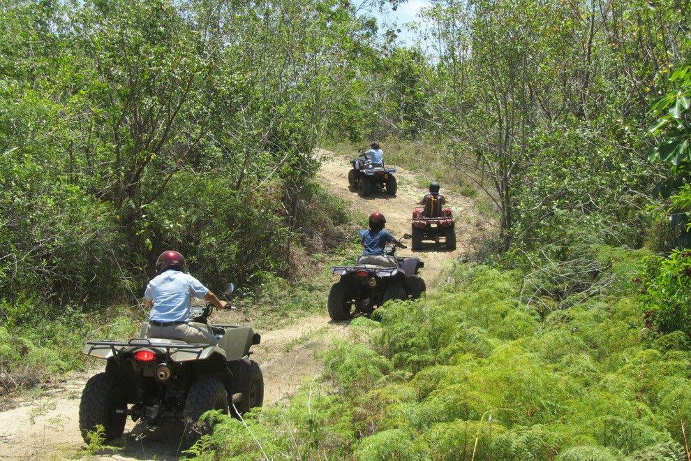 ATV岛之旅(大巴哈马自然之旅)