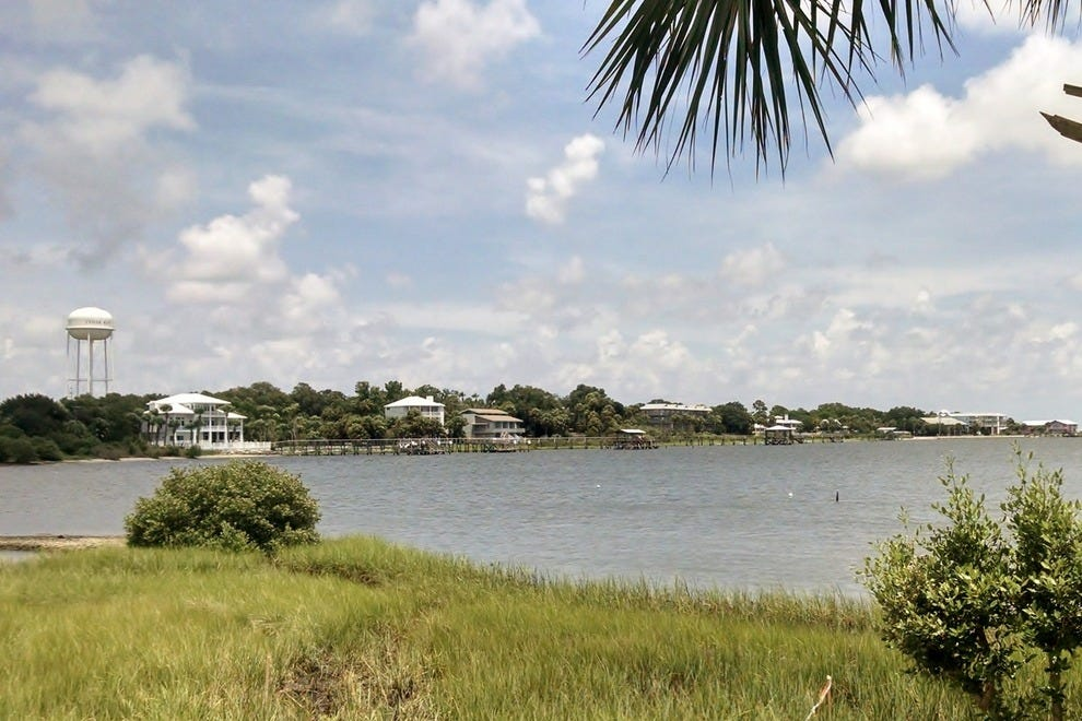 Secluded Cedar Key is surrounded by unspoiled nature