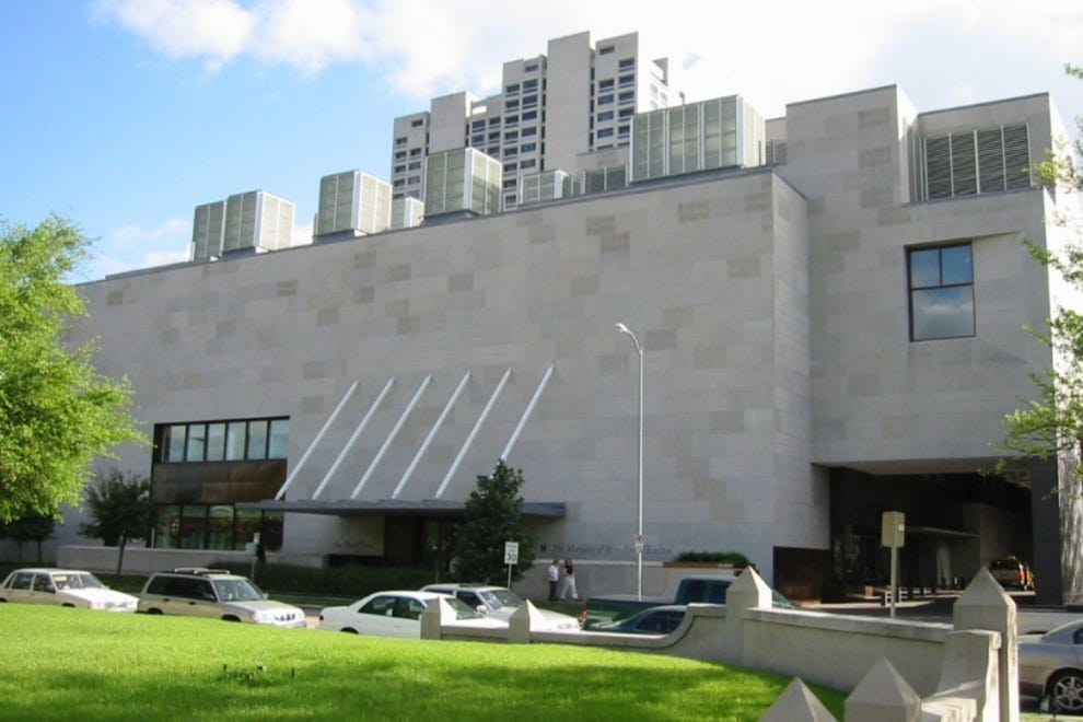 Houston museums 10best museum reviews for Best museums in america