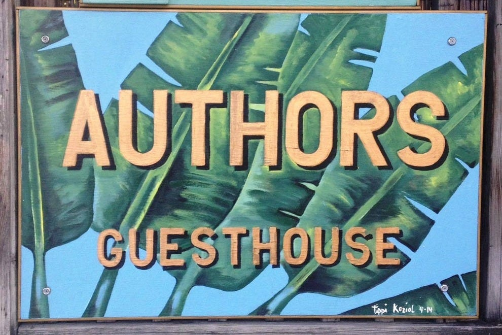 Authors of Key West