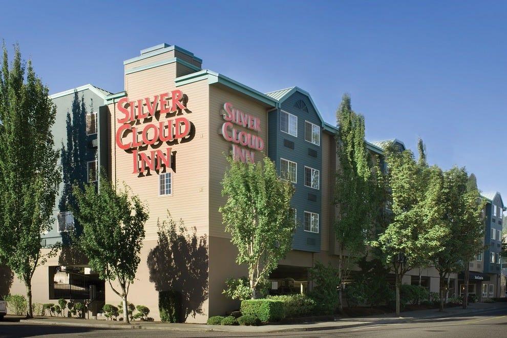 Silver Cloud Inn Portland Northwest