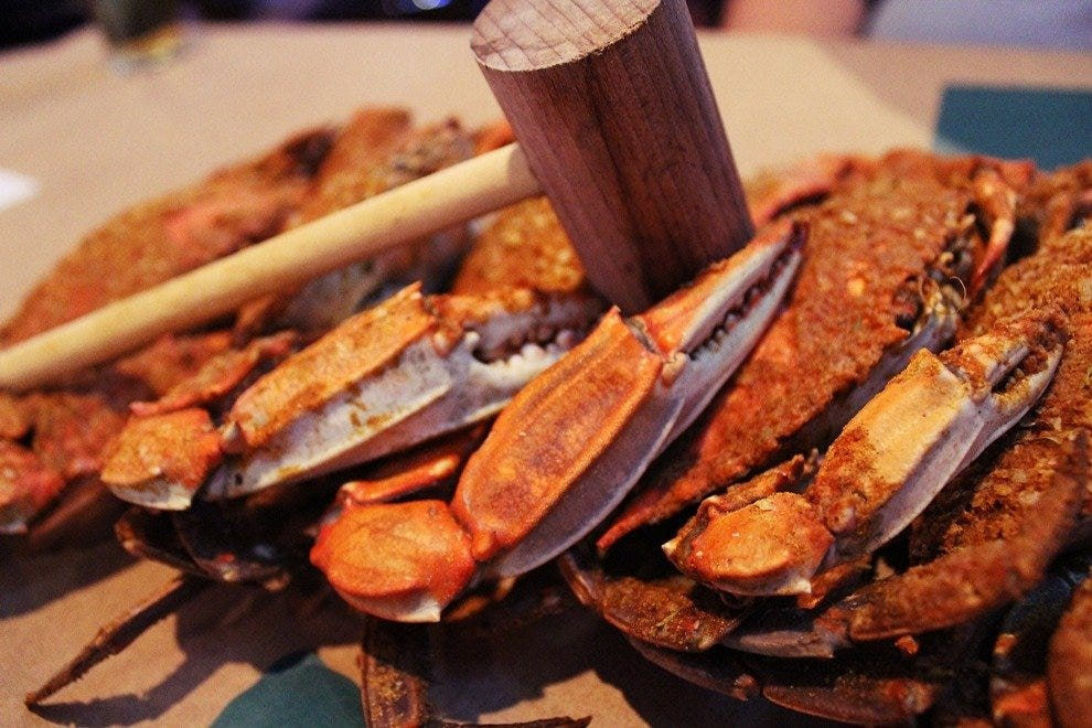 Restaurant Slideshow Seafood In Baltimore