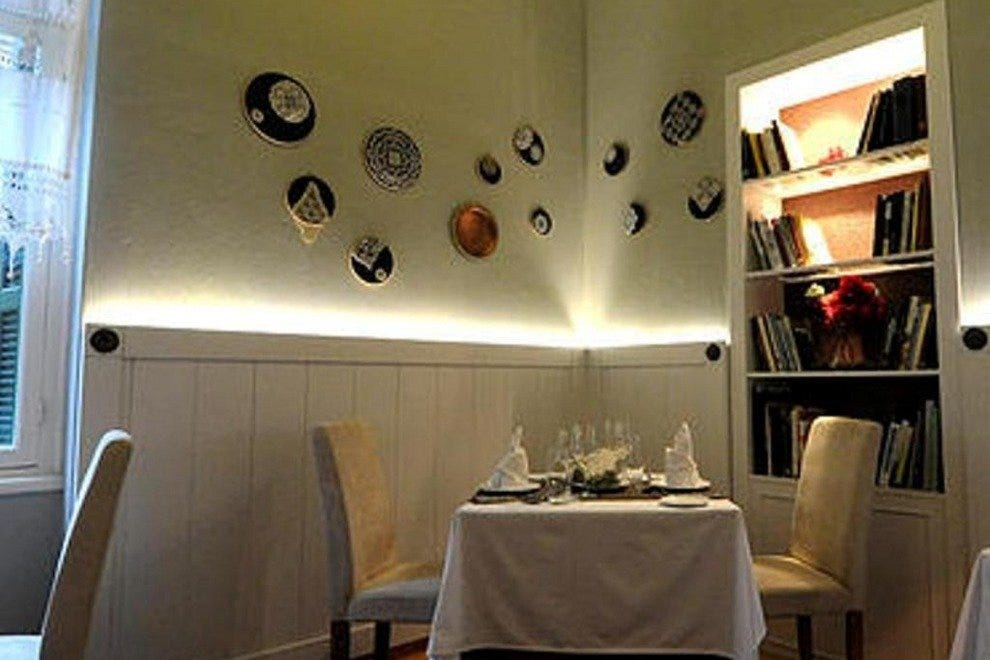Restaurant of Museum of Greek Gastronomy