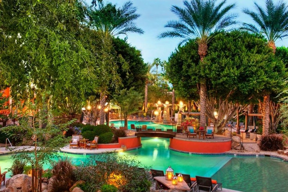 Hotel Slideshow Best Hotels In Scottsdale