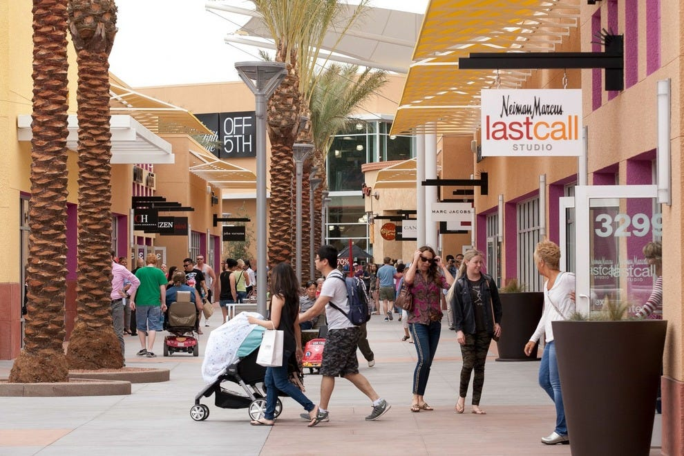 7e4f6a30d2669b Las Vegas North Premium Outlets Adds New and Exclusive Shops
