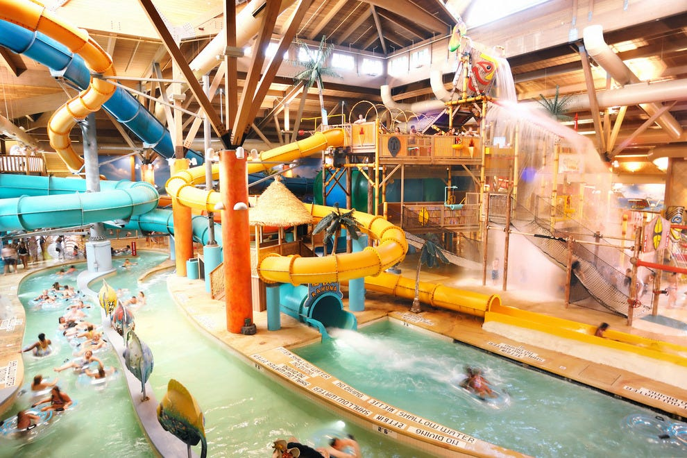 Best Indoor Water Park Winners 2015 10best Readers