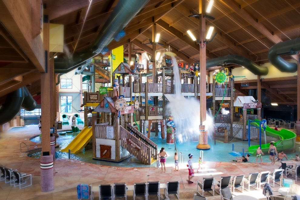 Best Water Park Kids Area Winners 2015 10best Readers